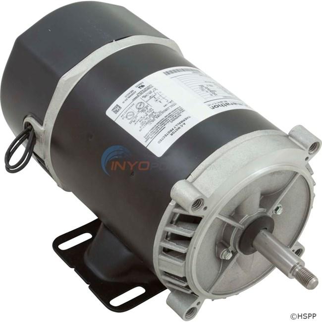 Marathon electric motor 3 4hp 1 speed 110 220v jwb for Marathon electric motor replacement parts