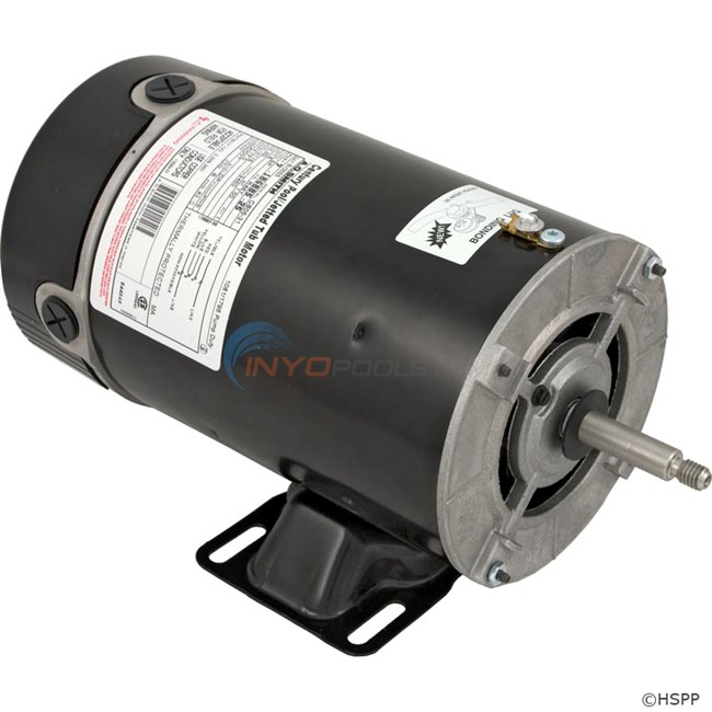 Jacuzzi inc motor 1 1 2 hp 90106931r000 for Jacuzzi pumps and motors