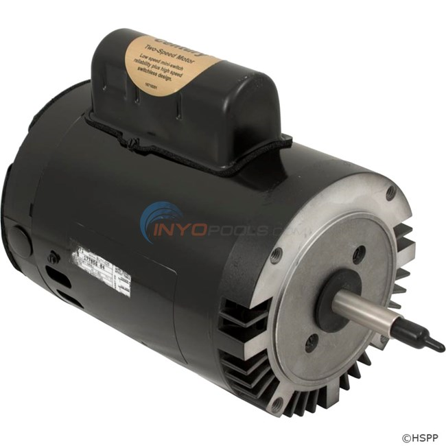 Motor C Face Thd 1 2hp 2 Spd 115v B971