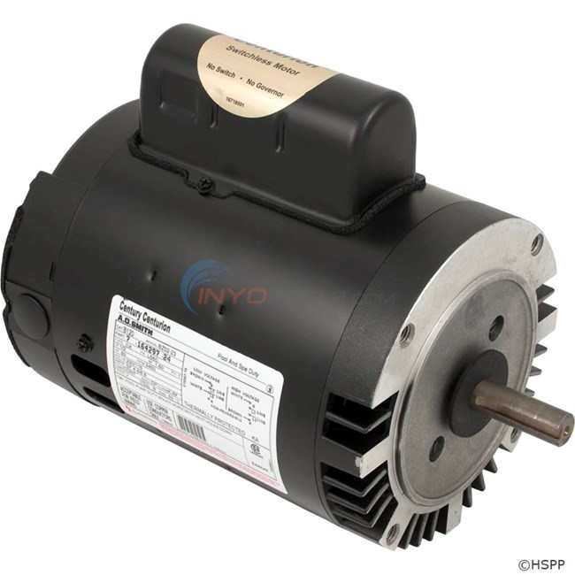 A.O. Smith .5 HP Keyed 56C Full Rate Motor - B120, 8-164297-24