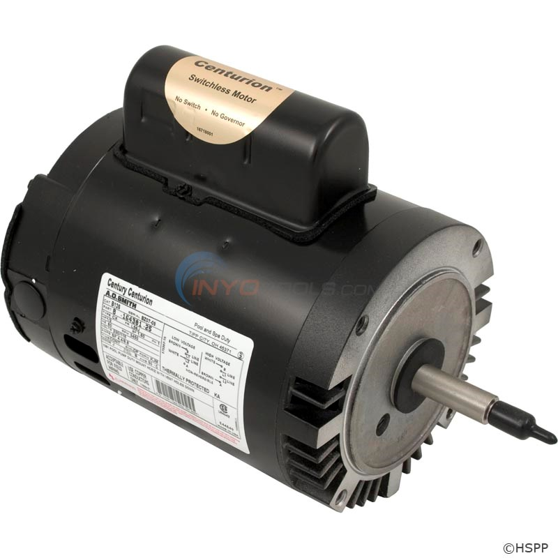 MOTOR 56J THRD FULL RATE .5 HP