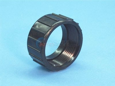 "Nut, Union, 1-1/2""FBT ABS Blk Plas - 35-2206"