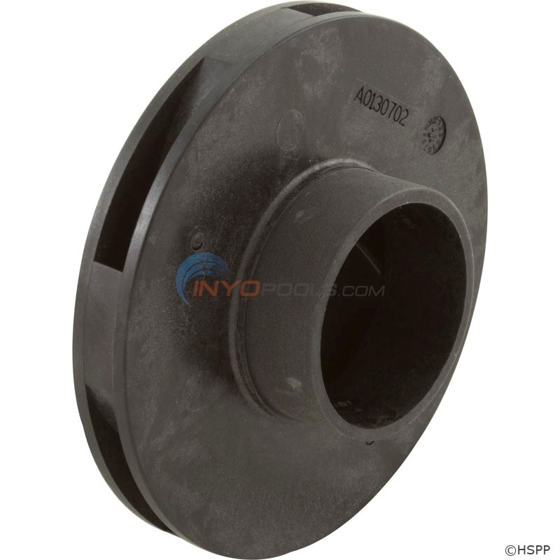 Jandy Impeller W/screw & Backup Plate O-ring, 1 Hp (r0479602)