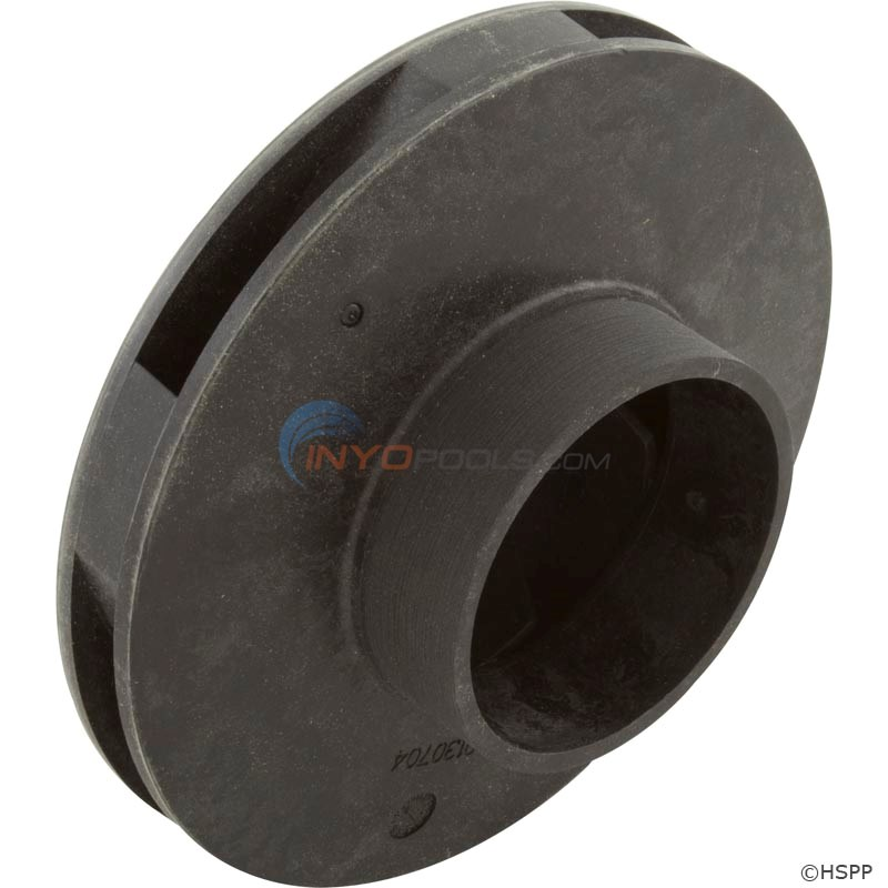Jandy Impeller W/screw & Backup Plate O-ring, 2 Hp (r0479604)