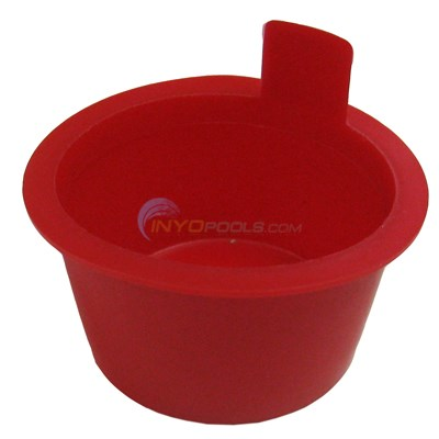 Aqualuminator Red Plug Cap