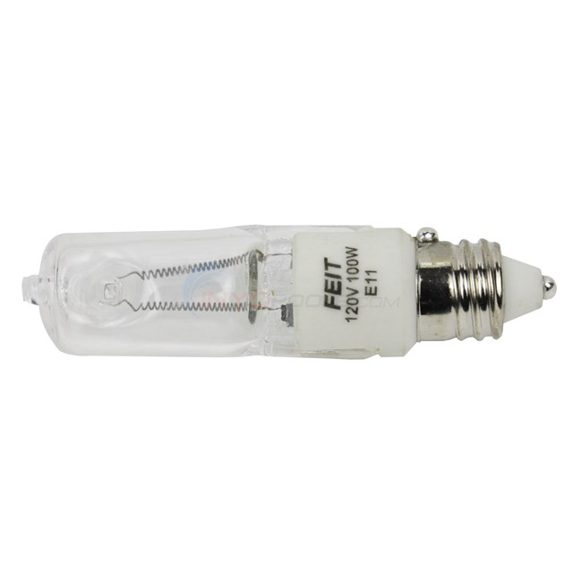 Bulb, Quartz 120v 100w-screwin Mini-can (jd100mc/120)