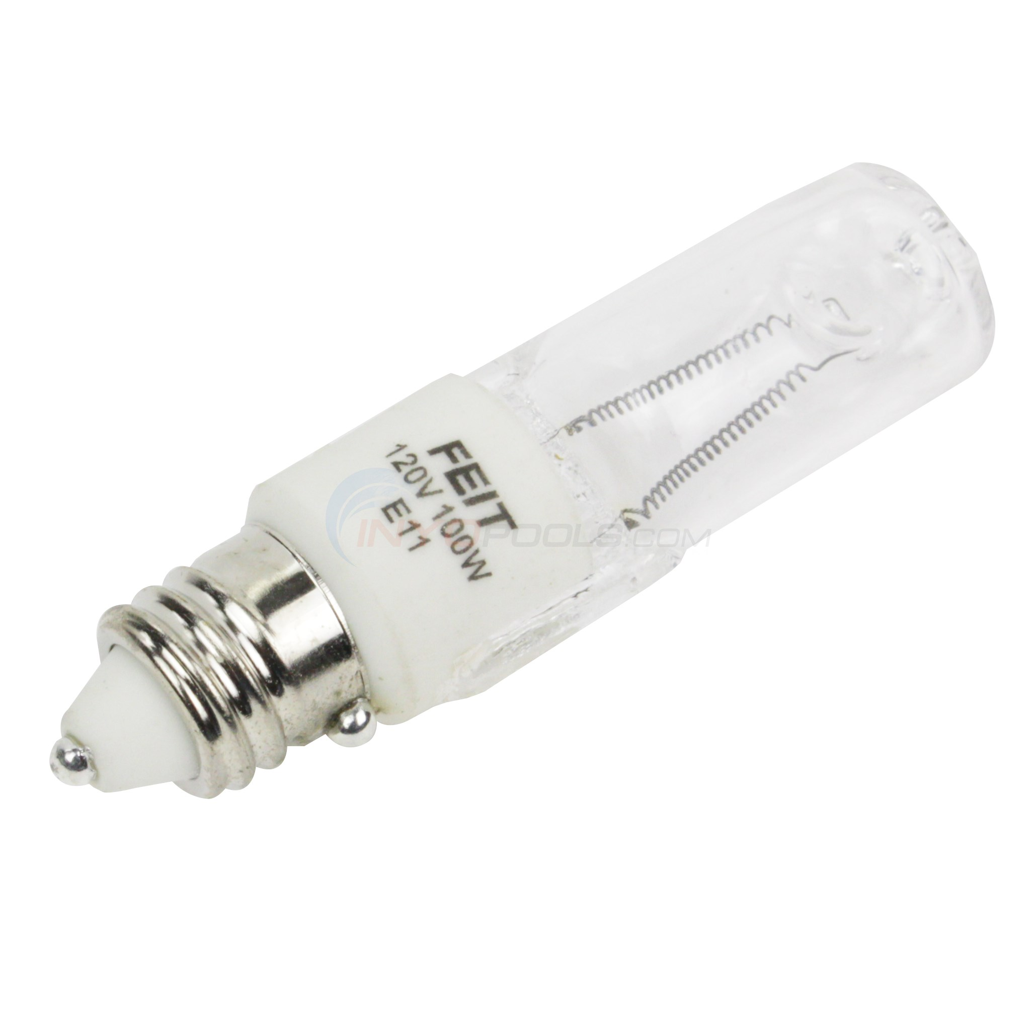 BULB, QUARTZ 120V 100W-SCREWIN MINI-CAN