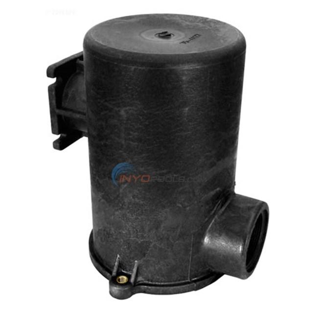 Pentair strainer pot inyopools