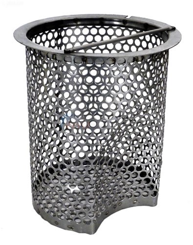 pentair strainer basket ss 3f model only oem - Strainer Basket