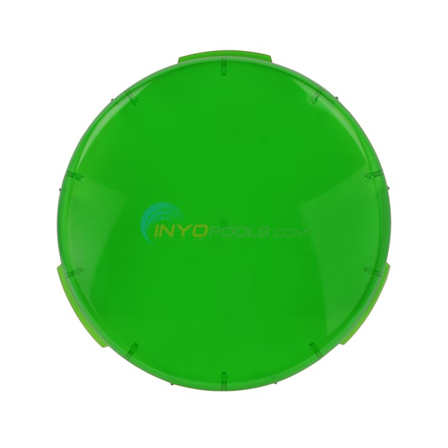 Pentair Lens Cover, Kwik-change (green) (78900700)