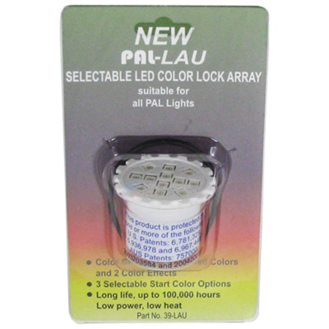 Fiberstars Lal Series Led Array W Color Lock Feature Pal