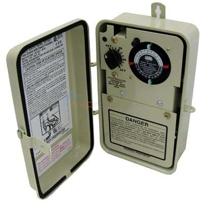 Intermatic Freeze Protect Timer 120/240V - PF1103T