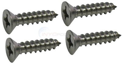 Screw, 12-11 X 1 (set Of 4)