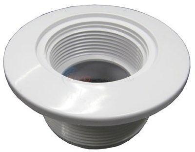 Gunite Wall Fitting for Nexxus Lens Assy. - White