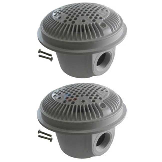 "Hayward Outlet-dual Suction 1 1/2""- Set Of 2, Ansi Ok (wg1051avpak2)"
