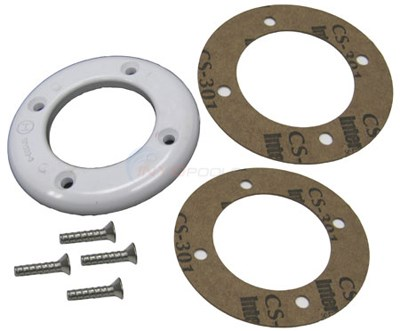 FACE PLATE With GASKET (2) & SCREWS (4)