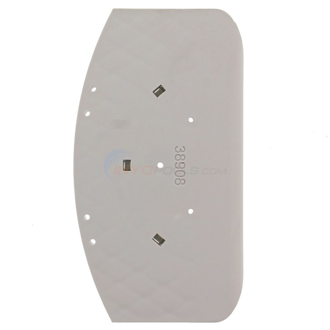 Wilbar 22761 Resin Top Plate Upgrade Kit for 15' x 24' Oval Pool - 22761-1524-RESKIT