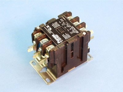Contactor, 3 Pole, 120V, 50Amp res. - 3PC-120