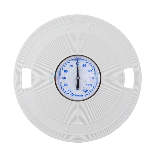 Pentair Lid, PacFab w/ Thermometer - White - L5