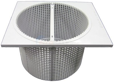 BASKET, WITH SQUARE ADAPTER, OEM