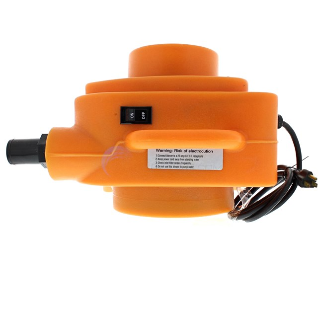 Air Supply Cyclone Liner Vac 3 HP 120 Volt - 4128100
