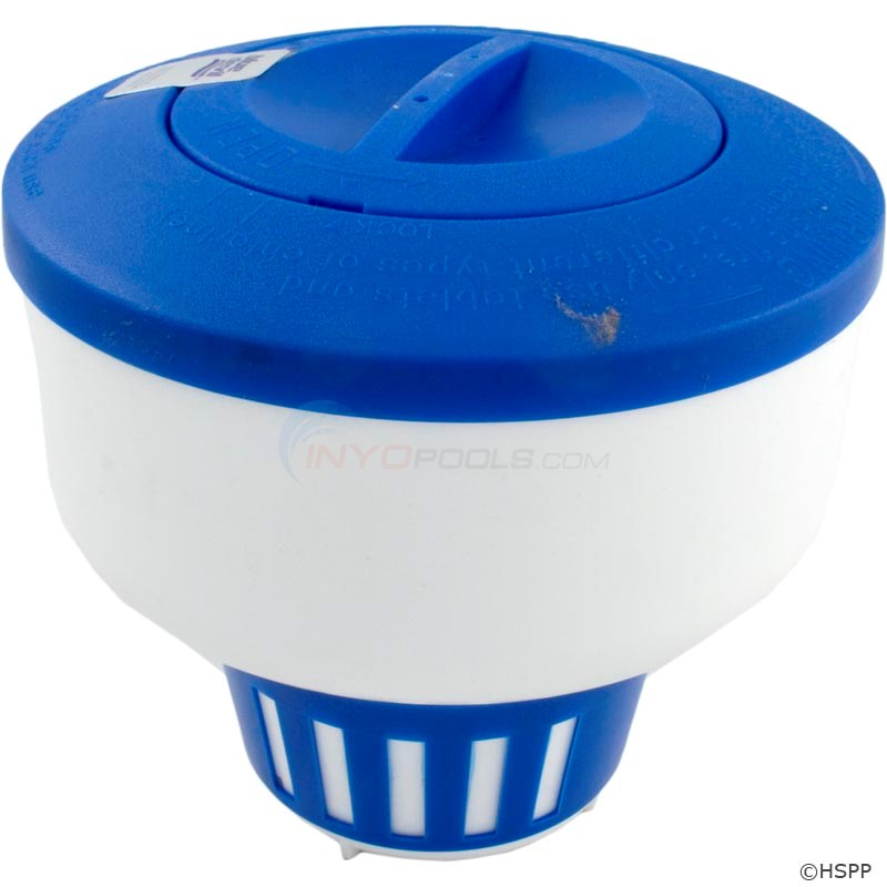 "Chemical Dispenser, Floating, for 3"" tablets"