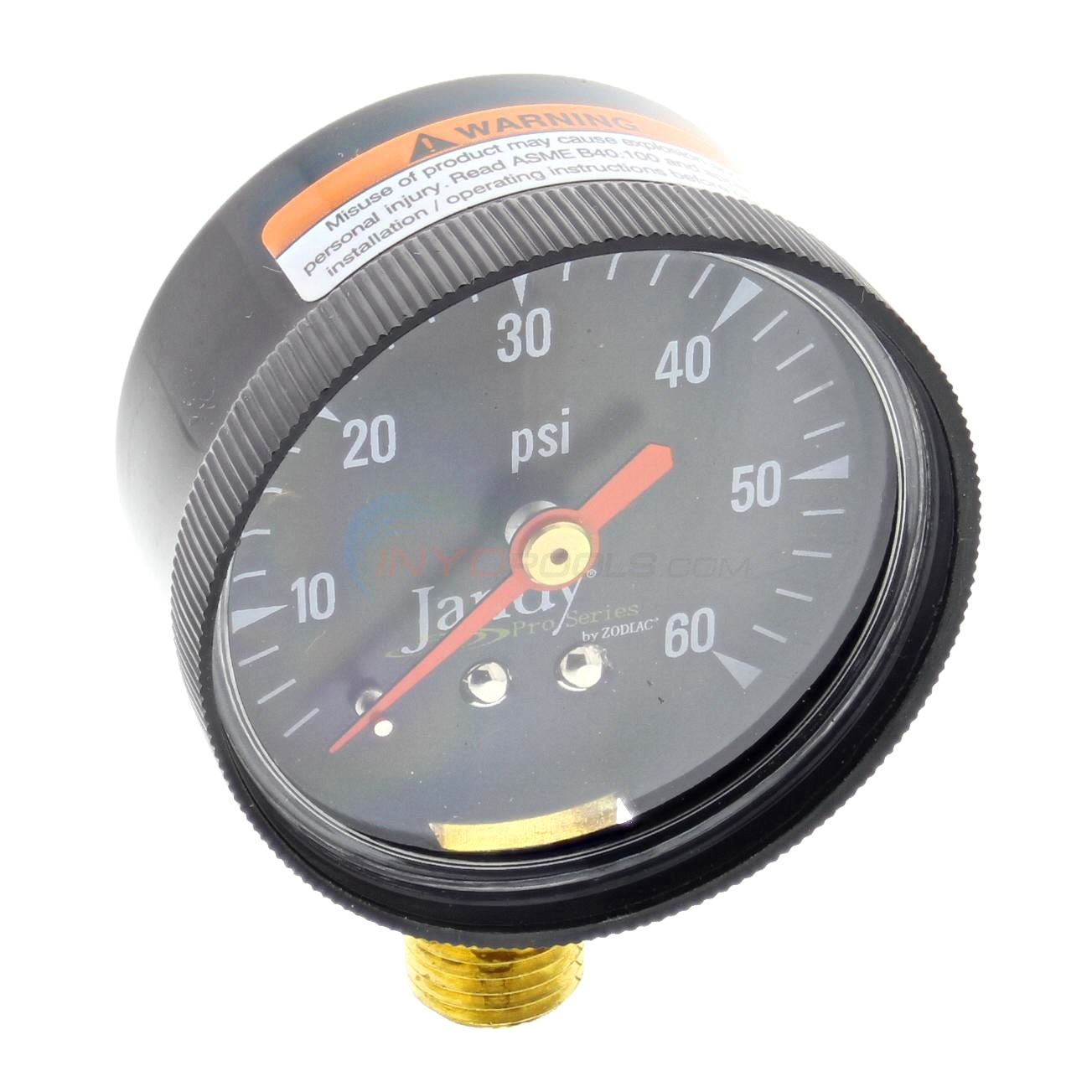 PRESSURE GAUGE With O-RING