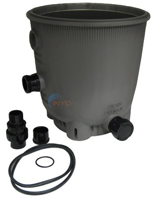 Zodiac Filter Bottom Assembly, Cl And Dev (r0466500)