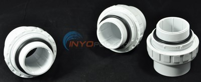 "Valve Unions For 2"" Multiport, Set Of 3"
