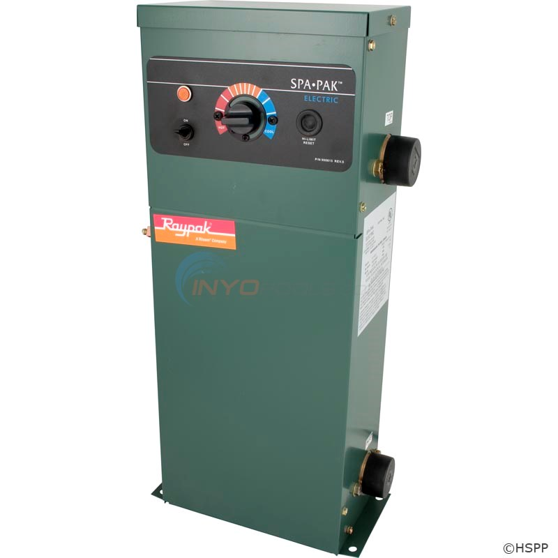 Raypak Spapak Electric Spa Heater / 11 KW - 001640