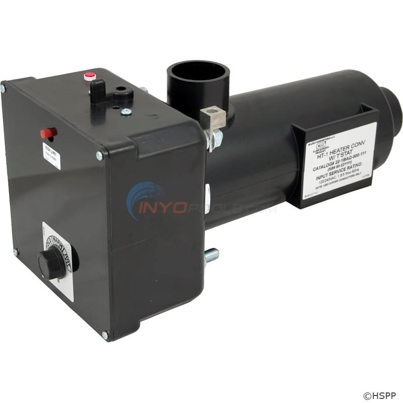 spa parts plus heater assembly ht 1 brett w therm 22 0135 90 rh inyopools com