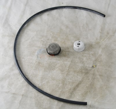 "OBSOLETE KIT, SERVICE AIR TUBE, 3/8"" OD FILTER MFG PRIOR TO 9-94"