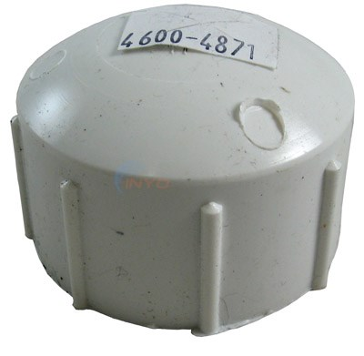 CAP, THREADED 1 1/2IN (7131-)