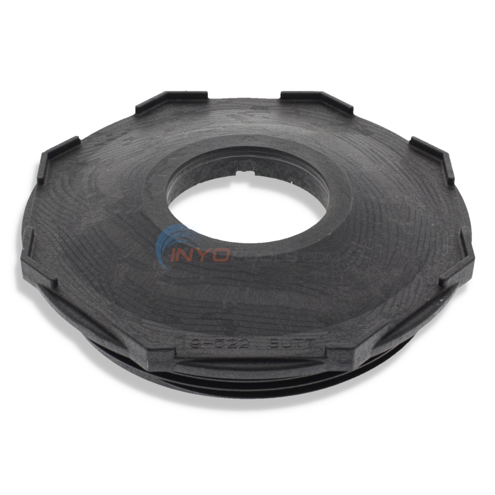 "ADAPTOR, 6"" BUTTRESS - BLACK"