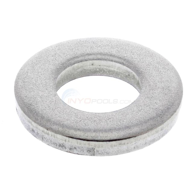 "Pentair Washer, 1-3/16"" Od, 9/16"" Id, 1/8"" Thick (195611)"