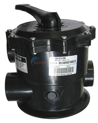 COMPLETE VALVE, TOP MOUNT 2IN F/30IN EQFV (50123100) (AFTER 11-95)