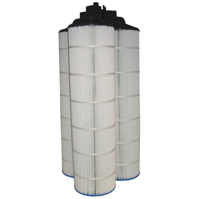 Jacuzzi Inc. Jacuzzi Triclops Cartridge 440 Sq Ft Microban Cartridge Kit w/ Manifold - 42370215K