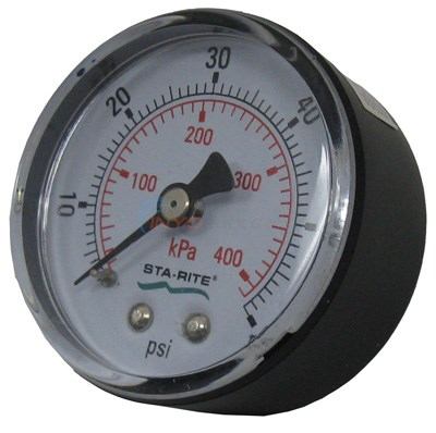 Pressure Gauge, for Posi-Flo II Filter