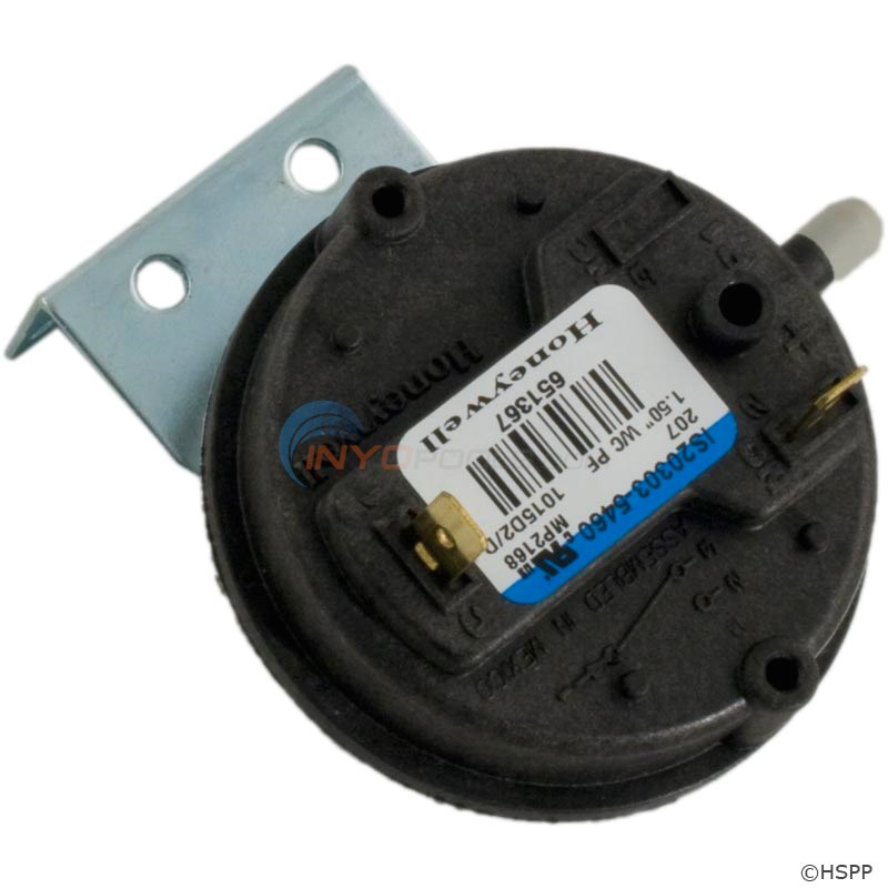 BLOWER PRESSURE SWITCH, R207A
