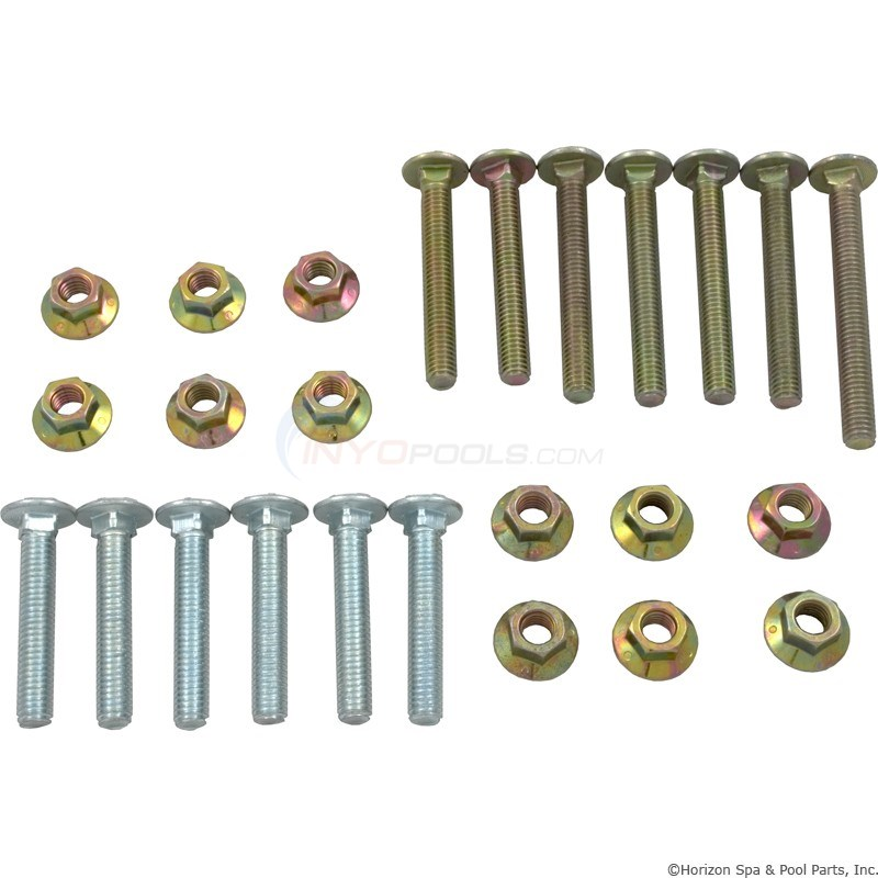 Bolt, Heat Exchanger Kit