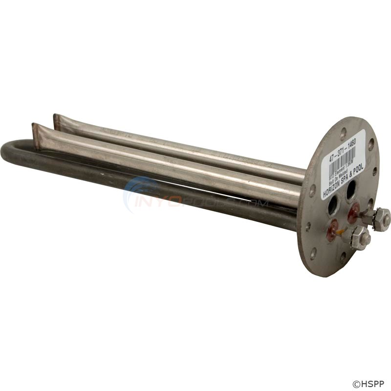 "ELEMENT,HEAT 1.5KW 2 5/8""RD.FL (1.5-2.75-2)"
