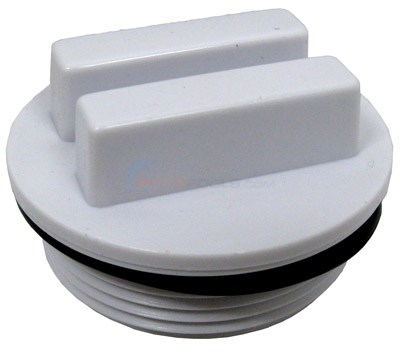 Hayward Plug w/ O-ring 1-1/2""