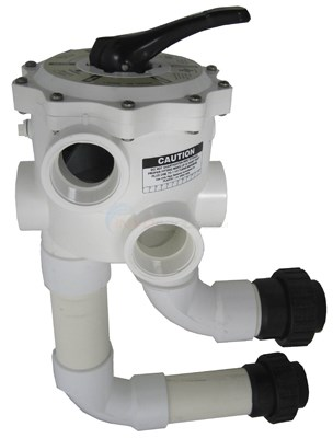 Complete Slide Valve For Crystal DE Filters