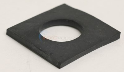 "Gasket, Sq, Spacer, Vertical Mt (1"" Only)"