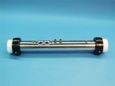 "Heater Manifold, 15"" Flow-Thru - 48-2000"
