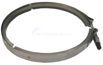 "No Longer Available V-CLAMP Replace With <a class=""productlink"" href=""http://www.inyopools.com/Products/07501352014488.htm"">4802-03C</a>"