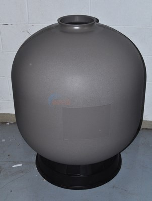 FILTER TANK With SKIRT, DRAIN AND LATERAL ASSY (S270T2)