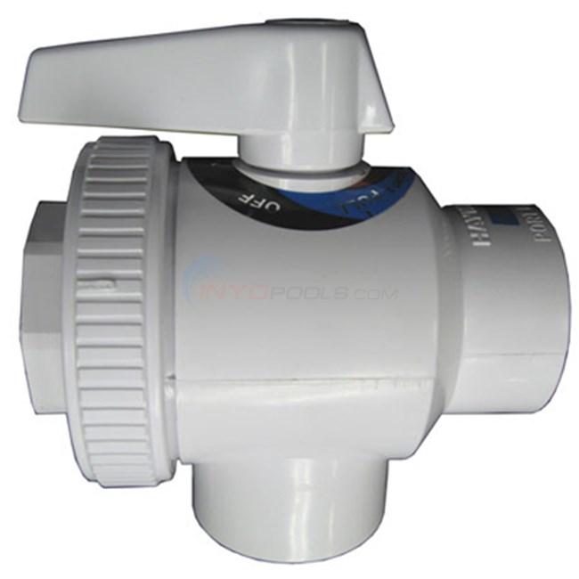 Hayward way ball valve wg sp inyopools