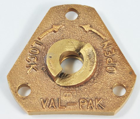 "Anthony 1 1/2"" Valve Cap"