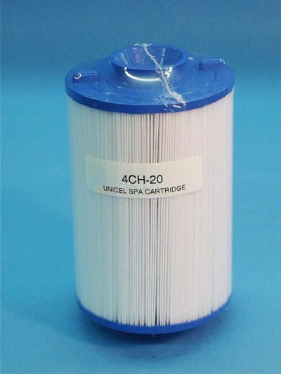Filter Element, TopLoad,20 SF.,UNIC - 4CH-20